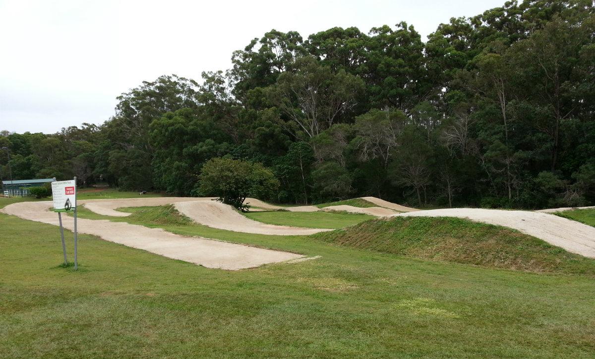 Russell Island BMX Park