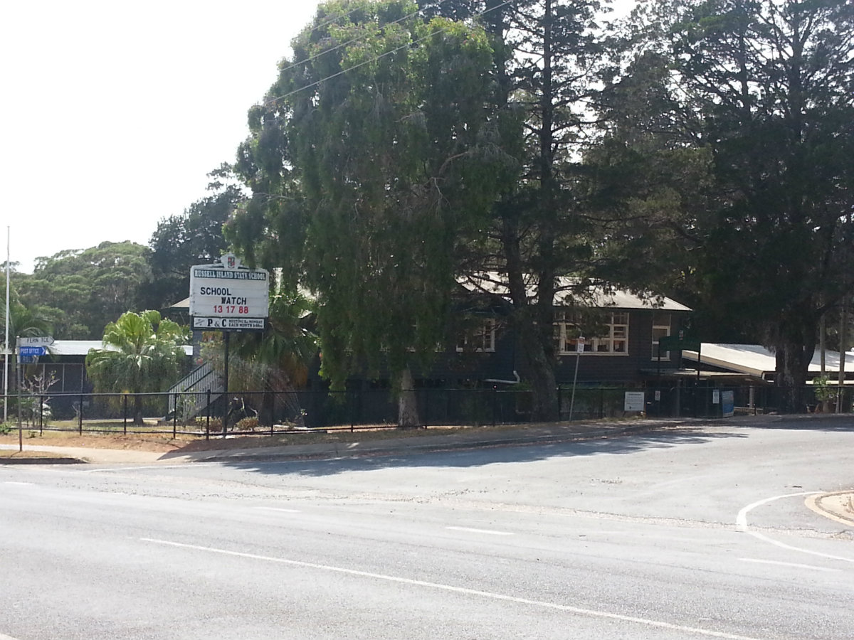russell Island state school