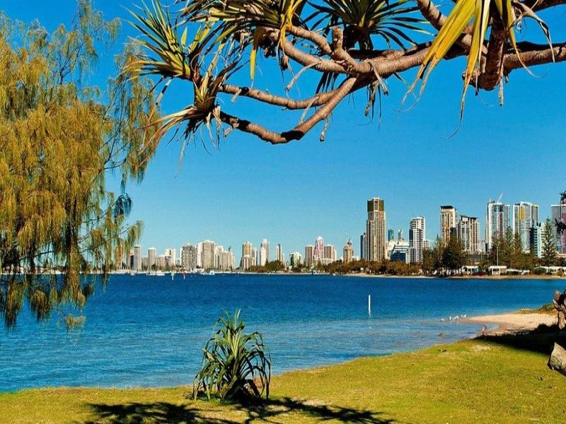 The Gold Coast Queensland