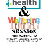 Health & Wellbeing @ Bay Island Community Services Russell Island